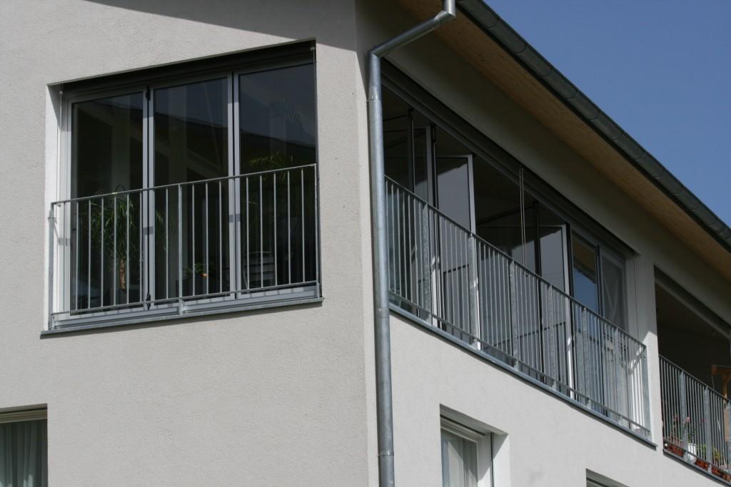 Wintergarten Bau Ch Balkonverglasungen